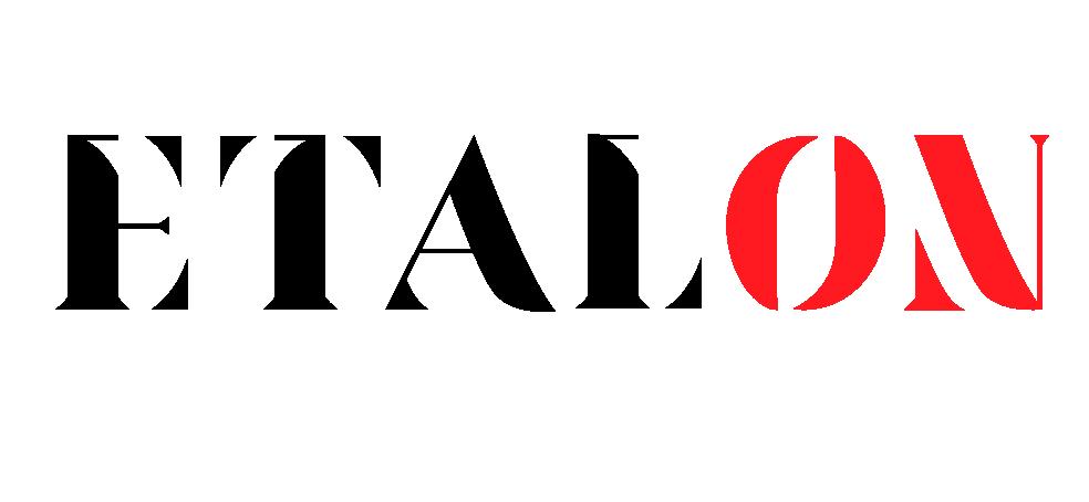 Логотип салона эротического массажа Etalon