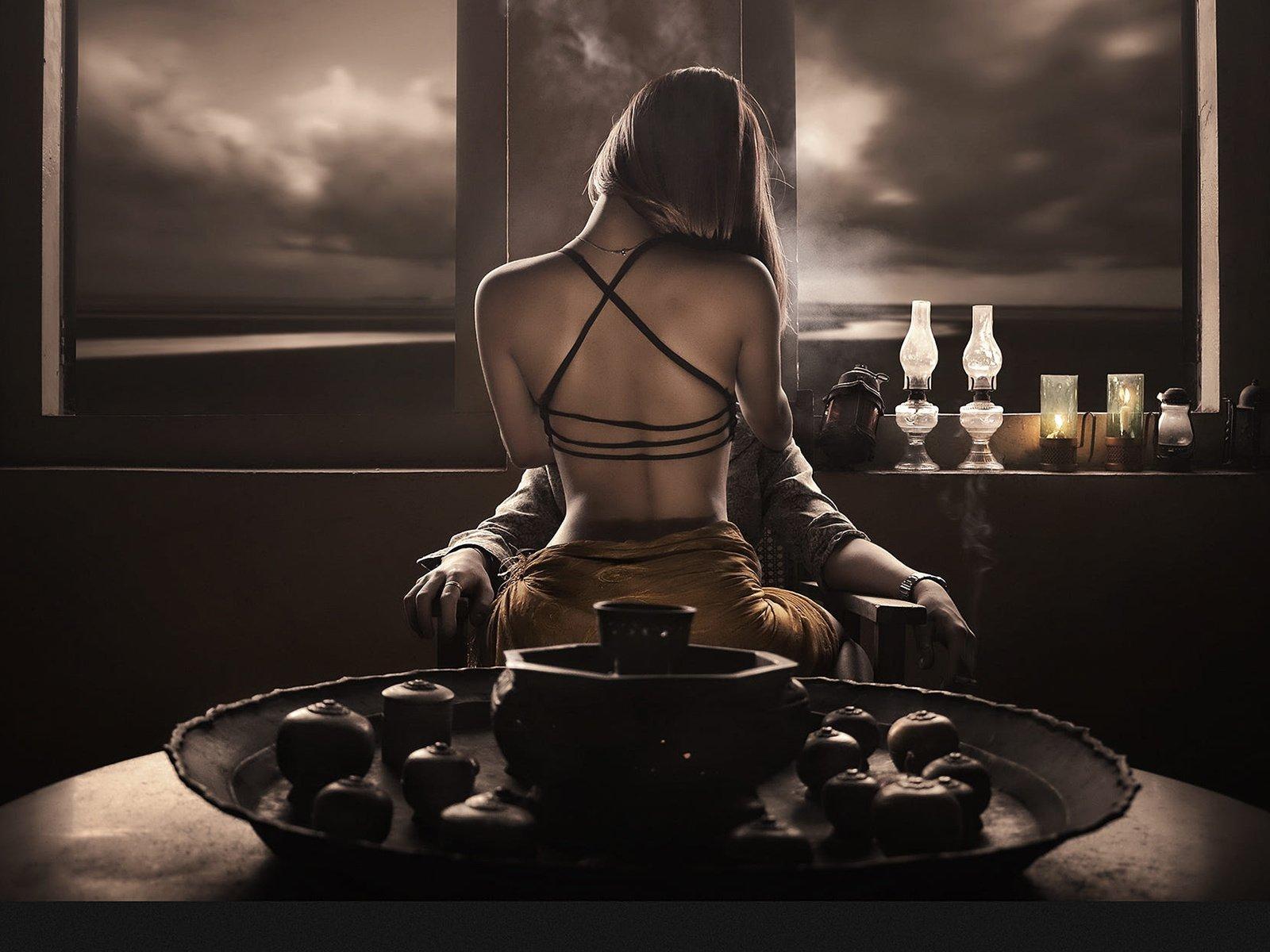 Картинка Erotic massage for couples