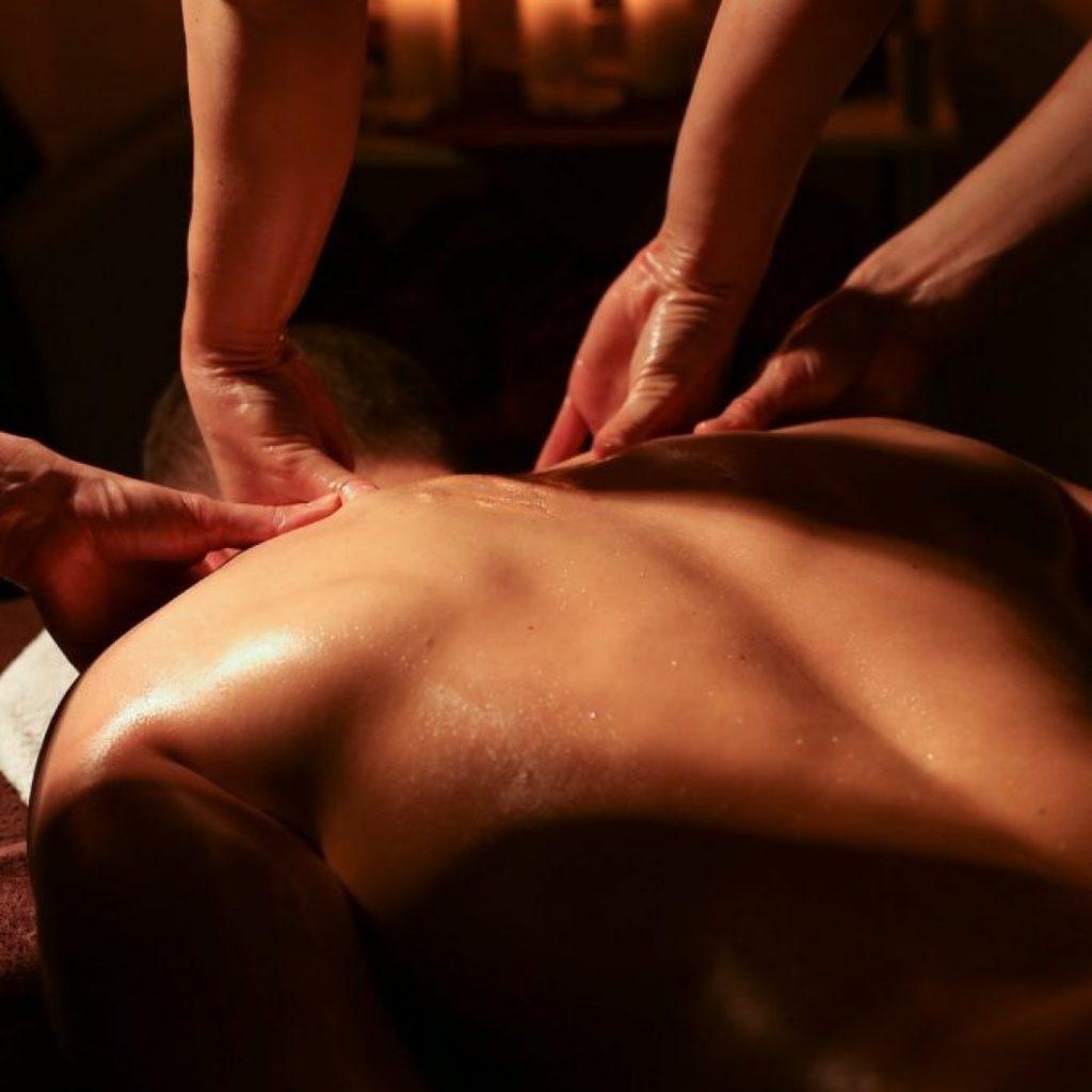 Тайский боди-массаж